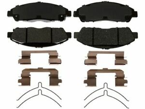 For 2018-2019 Buick Enclave Brake Pad Set Front AC Delco 14893RK