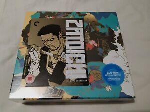 Zatoichi: The Blind Swordsman: 25 Film Collection Blu ray BRAND NEW & SEALED