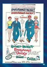 EVERYTHING'S DUCKY (B&W) Region Free DVD - Sealed