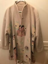 ONE OF A KIND VINTAGE MONDI (MADE IN GERMANY) RUSSIAN DOLL PRINT COAT