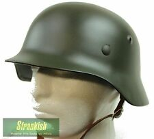 WW2 M35 GERMAN STEEL HELMET STAHLHELM REPLICA  58-63cm