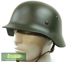 WW2 M35 GERMAN STEEL HELMET STAHLHELM REPLICA 59-60cm