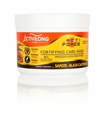 Activilong Actiforce Fortifying Care Mask Black Castor Oil Mamey Sapote 200 ml