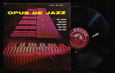 Milt Jackson-Opus De Jazz-Savoy 12036-HANK JONES KENNY CLARKE