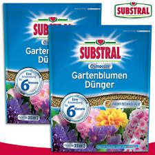 Substral 2 x 1500 g Osmocote Gartenblumen Dünger