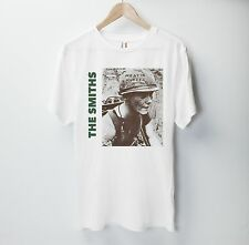 The Smiths T Shirt Top English Rock Band Meat Is Murder 1985 Morrissey Marr