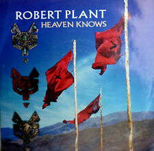 "7"" 1988 MINT-! ROBERT PLANT LED ZEPPELIN : Heaven Knows"