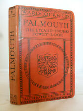 1920-21 - Pictorial and Descriptive Guide to Falmouth - Illustrated - Maps