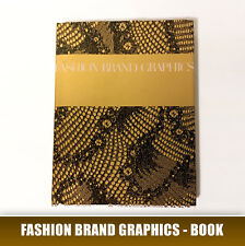 Fashion Brand Graphics Design Logo Art Branding Apparel Clothing Visuals Book NY