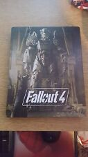 Fallout 4 Steelbook & Postcards NO GAME