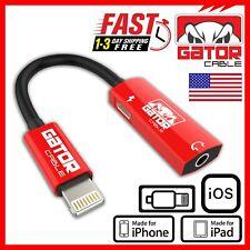 Lightning A AUX 3.5mm Adaptador De Auriculares Jack Apple iPhone XR XS 7 8 11 X Plus