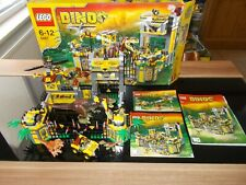 Lego® Dino - 5887 - Dinosaurier Forschungsstation - mit OVP u. Bauanleitung (BA)