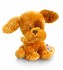 PIPPINS PATCH THE PUPPY BY KEEL TOYS KORIMCO  BNWT 14CMS