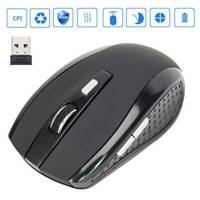 Notebook, PC, Laptop, Computer, MacBook Mouse Senza Fili USB 2.4 GHz