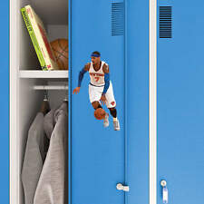 """Carmelo Anthony FATHEAD teammate Knicks Wall Graphics Decal NEW 10""""W x 1'4""""H"""