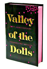 Valley of the Dolls 50th Anniversary Edition by Jacqueline Susann (Hardcover)
