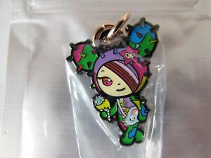 Jujube Tokidoki Kawaii Carnival Friends Zipper Pull Sandy