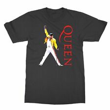 Queen Official Freddie Mercury Men's T-Shirt