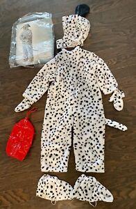 Dalmatian Halloween Costume Kids small