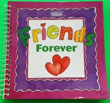 RETIRED & UNUSED AMERICAN GIRL TODAY 'FRIENDS FOREVER' BOOK JOURNAL DIARY  2002