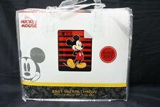 "Disney Mickey Mouse ""LOVE"" Sherpa Throw Blanket 50""x60"""