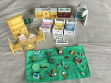 Sylvanian families / Calico Critters Furniture and Accessories Lot