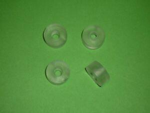 Shower Door Bump Stop  Rollers, Wheels, Runners. 4 x SR01