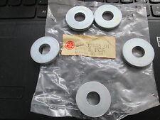 NOS Yamaha Plate Washer FJR1300 RZ350 VMX1200 XV1600 XVZ1300 838-17658-01 QTY5