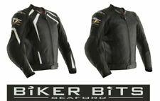 Blousons noirs ajustable pour motocyclette