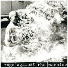 RAGE AGAINST THE MACHINE - RAGE AGAINST THE MACHINE  CD 10 TRACKS METAL NEUF
