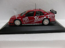 MINICHAMPS CARS ALFA ROMEO 155 V6 TI DTM 1993 CH.DANNER 1/43.