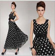 Chiffon Long Regular Party Dresses for Women