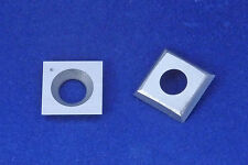 "Square 15mm (19/32"") Carbide Insert CutterSQ15  for Woodturning Chisels"