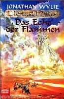 """Jonathan WYLIE - """" Die Insel Zalys 2 - Das Echo der FLAMMEN """" (1999) - tb"""