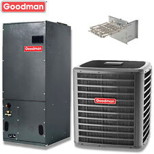 Goodman 2.0 Ton 16 SEER Two Stage Central System GSXC160241, AVPTC25B14