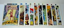 ORIG 1974-75 AURORA COMIC SCENES MODEL KIT COMIC INSTRUCTION BOOKS - 10 PC. SET