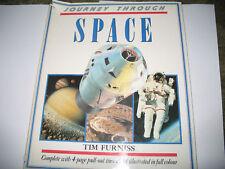 Journey Through Space by Tim Furniss - Hardback