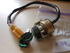 NOS Kawasaki Ignition Key Switch #767 H1 H2 Z1 KZ900 KZ1000 w 2 Lion's Crest Key