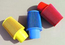 Admission directe jaune Peugeot 206 2,0 S 16 4/1998-> 135cv, JR Filters