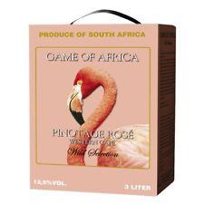 Game of Africa Pinotage Rose 300cl BiB Bag in Box 12,5% vol
