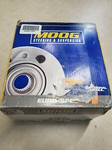 513125 - Moog Euro-Spec - Wheel Bearing & Hub Assembly