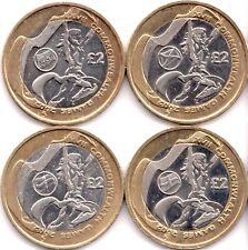 More details for £2 coins commonwealth games 2002 manchester coin england northern ireland wales