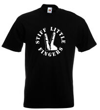 Stiff Little Fingers T Shirt Jake Burns Suspect Device Alternative Ulster PUNK