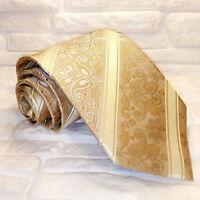 Cravatta jacquard floreale TOP ,Nuova, 100% seta  , tie ,matrimoni , business