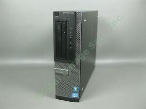 Dell Optiplex 390 Intel i3-2120 3.3GHz 4GB 250GB Windows 10 SFF Desktop Computer