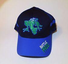 New Battlefrog finisher Blue Trucker Mesh Cap Baseball Hat Battle Frog