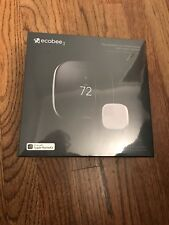 BRAND NEW, FACTORY SEALED - ecobee3 Smarter Wi-Fi Thermostat with Remote Sensor