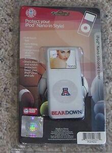 Team Logo iPod Nano Silicone Cover - University of Arizona UofA Bear Down