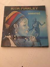Rita Marley - Harambe - LP -  AZ/2 448 - (Sealed)