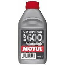 2 x MOTUL RBF 600 - LIQUIDO DE FRENOS DE COMPETICIÓN 0,5L